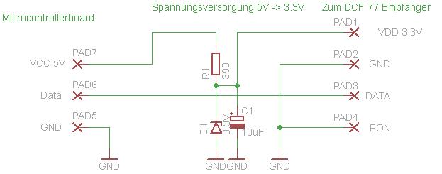 einfache lm723 schaltung